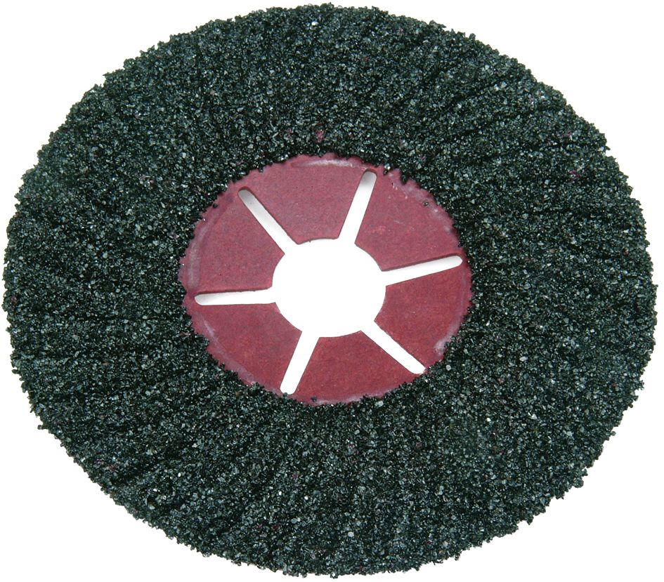 Semi-Flexible Abrasive Discs