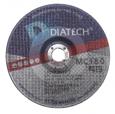180mm Cutting & Grinding Discs