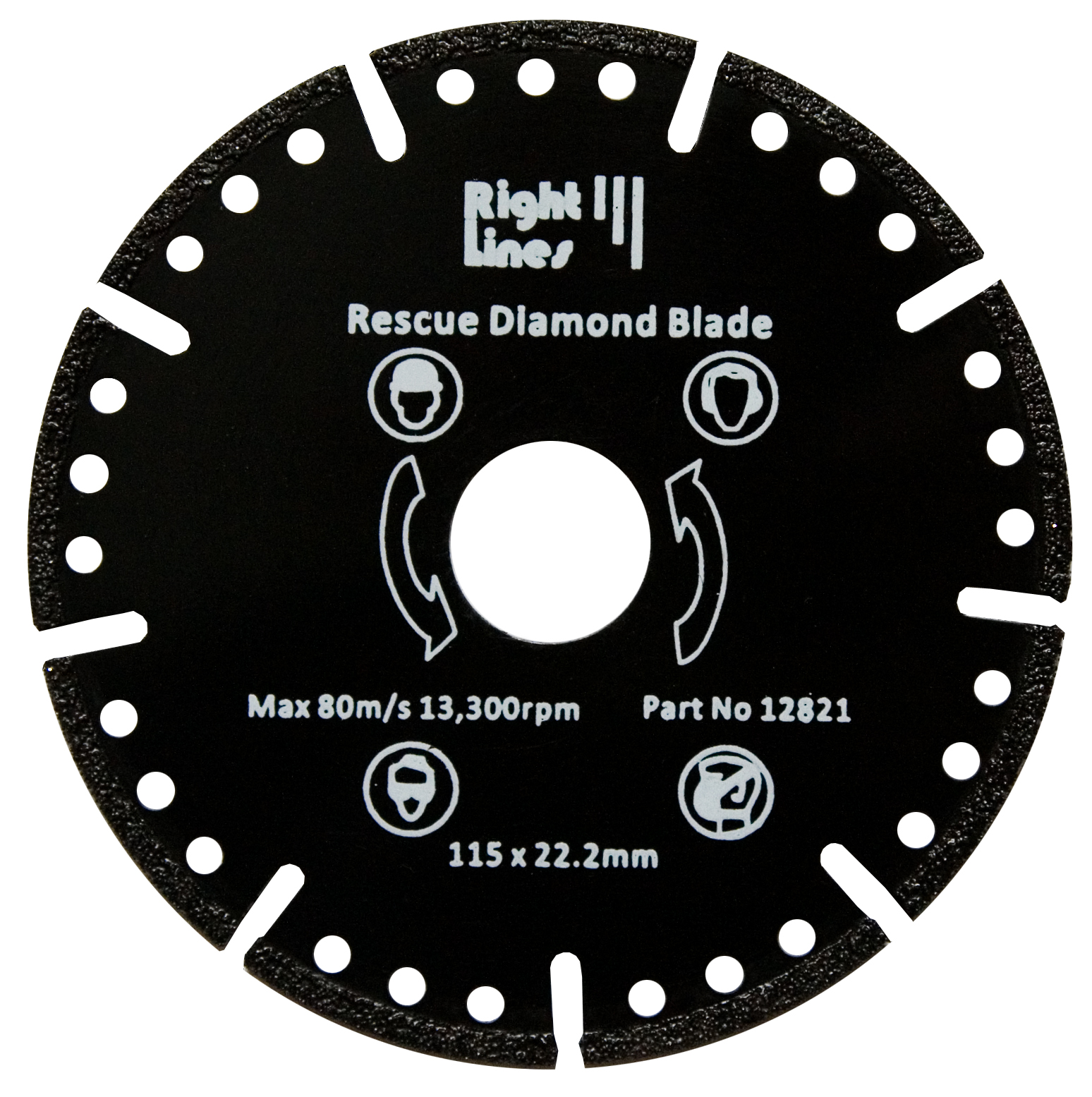 Rescue Multi-Cut Blades