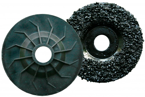Heavy Duty Coarse Abrasive Discs