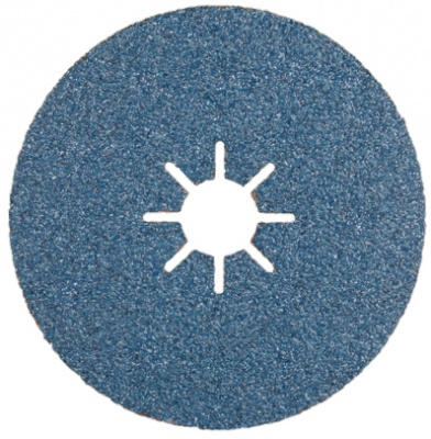 Zirconium Resin Fibre Discs - Packs of 50