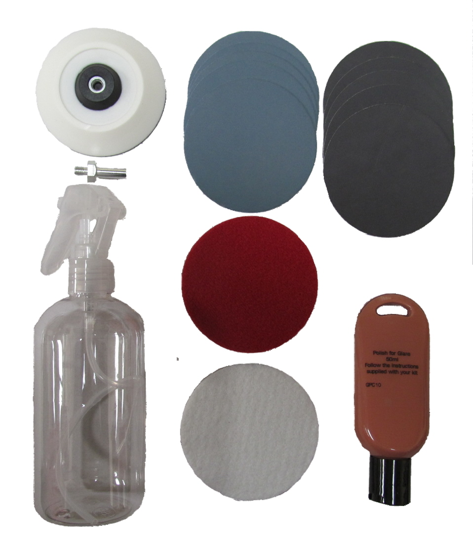 Glass Polishing Kits
