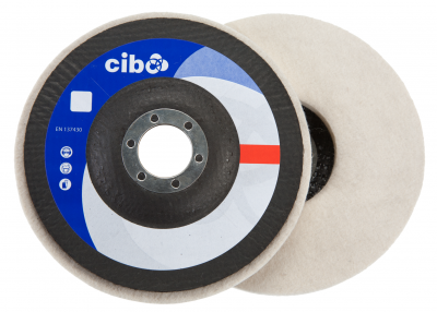 Felt Polishing Discs - Mounted (VAP)