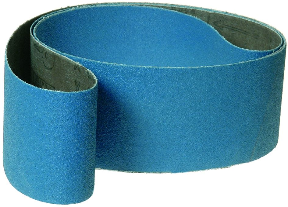 Zirconium Wide Paper Belts, KP950.