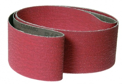 Machine Belts - Ceramic Abrasive