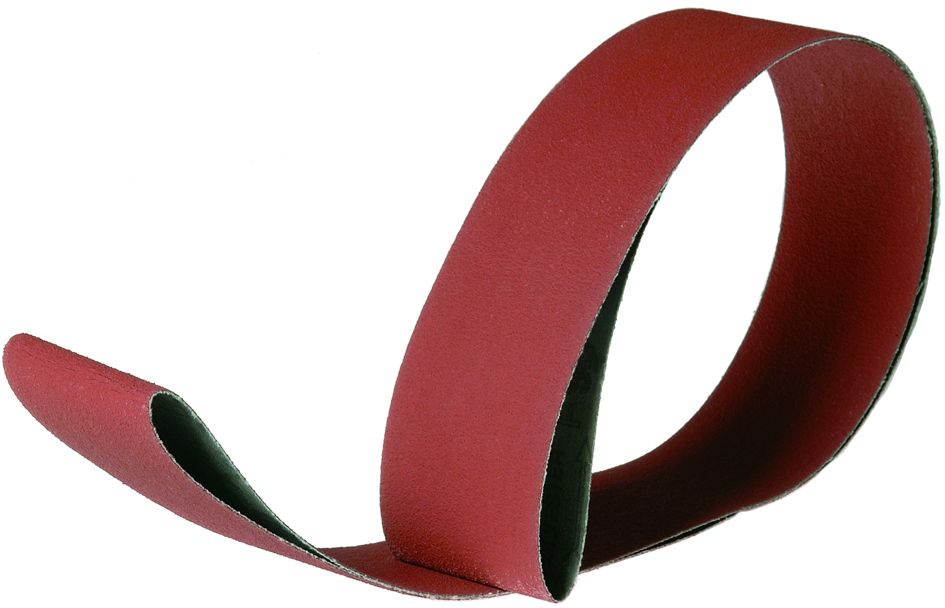 Ceramic Abrasive Tube Sanding Belts - Packs of 10