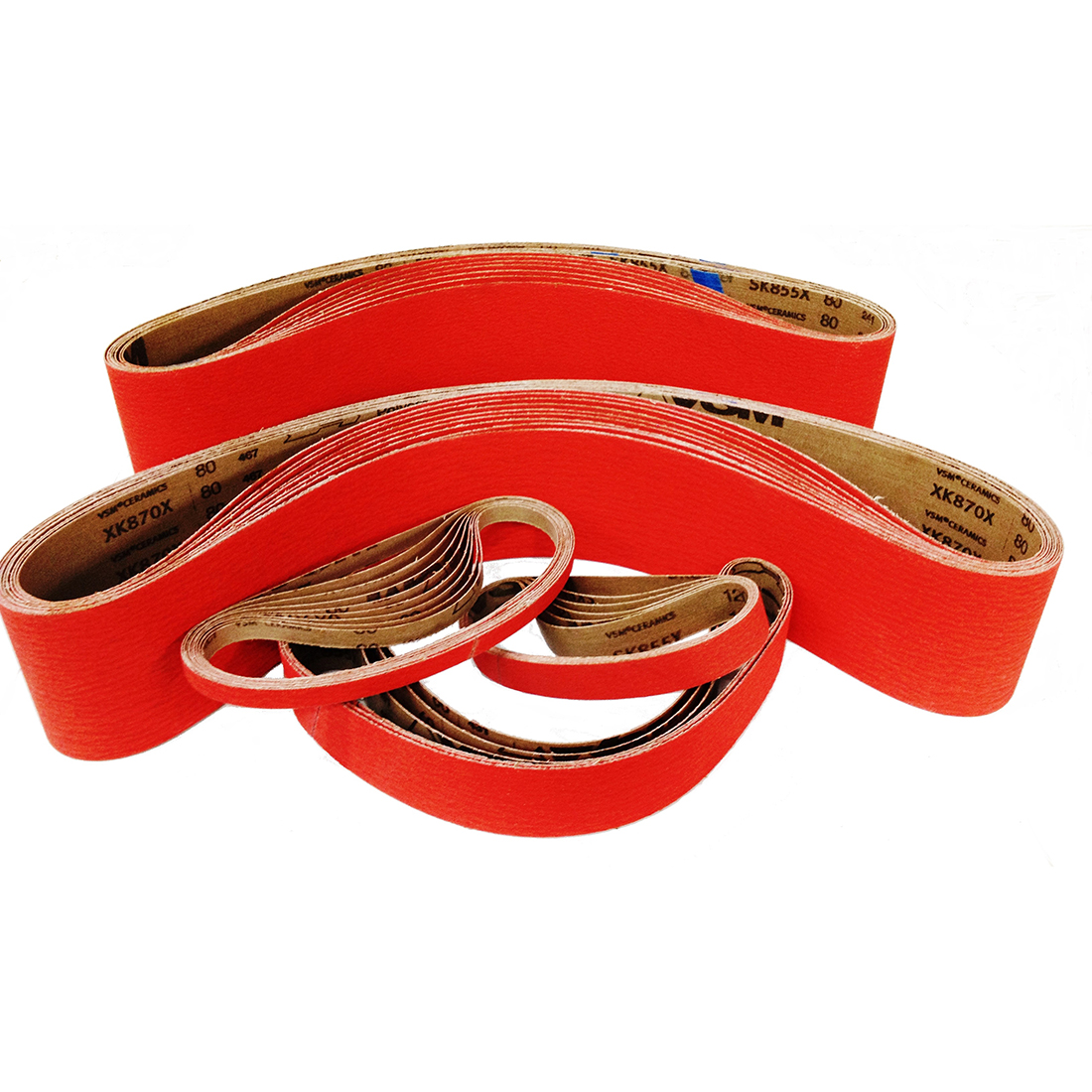 Performance Power-File Belts - Packs of 20