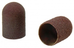 Dome End Cylinder Abrasive Caps