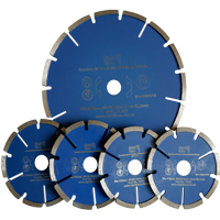 Premium Mortar Raking Diamond Blades