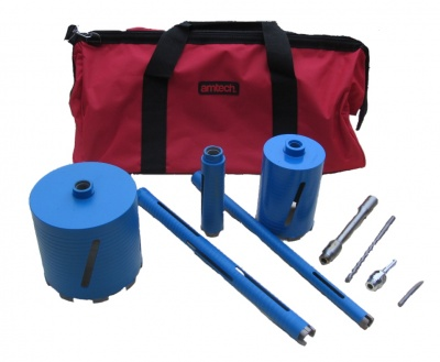 Diamond Core Drill Kits