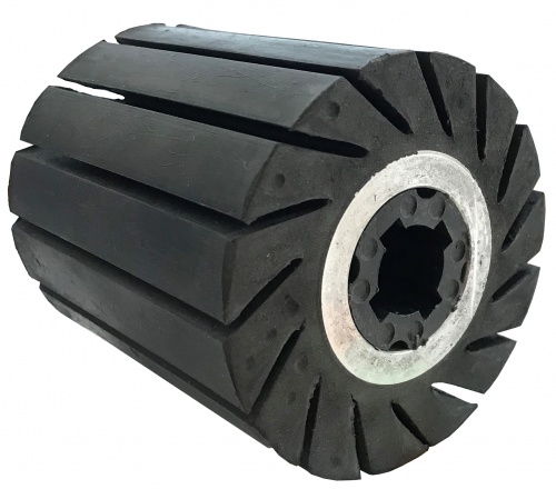 Ventilated Expanding Sleeve Wheel