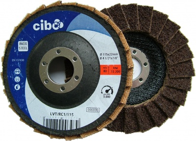 Surface Conditioning (SCM) Flap Discs