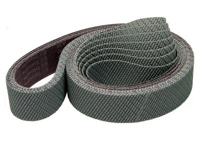 Trizact 337DC Tube Sanding & Finishing Belts