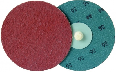 Ceramic Abrasive Quick Change Discs