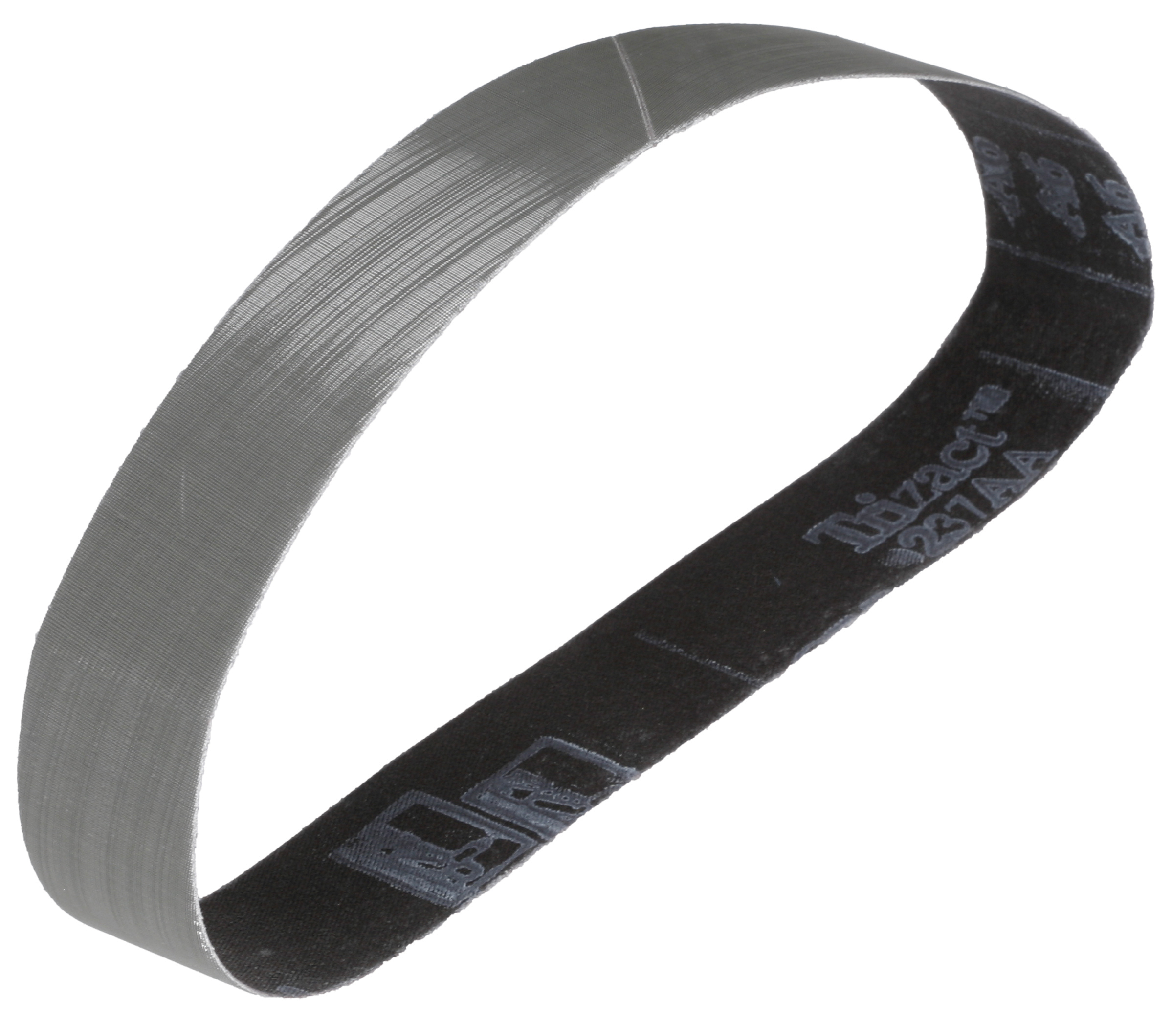 Trizact 237 Tube Polishing Belts - Packs of 10.