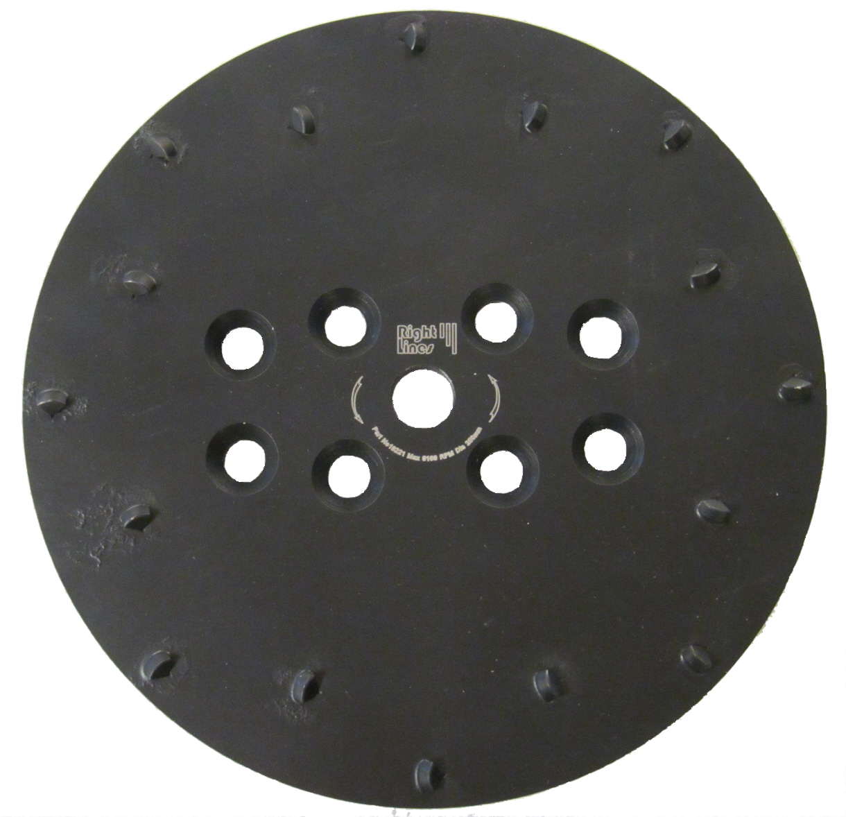 250mm PCD Floor Plates