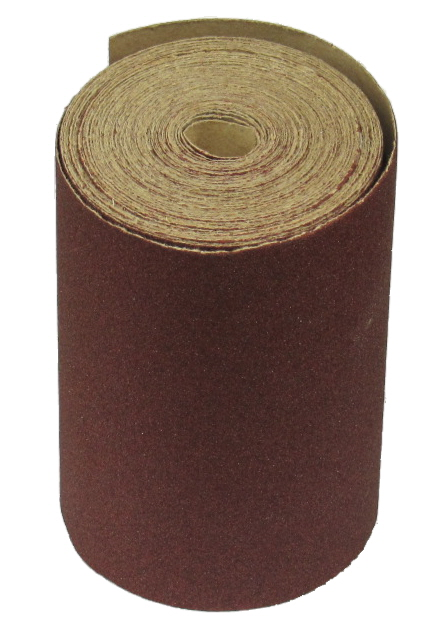 Wood Working Abrasive Rolls