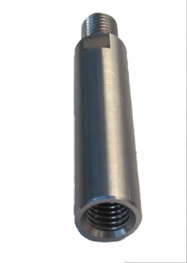 Spindle Extension For Polishers. 80mm x M14.