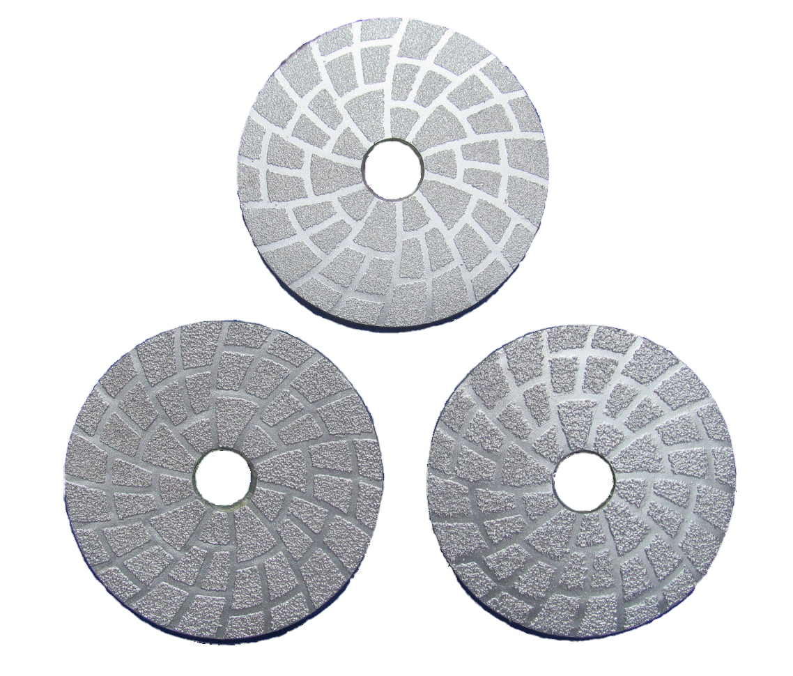 Diamond Smoothing Discs