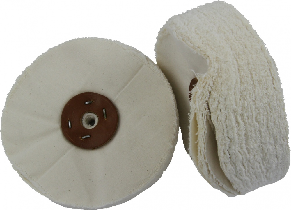 Loose Cotton Polishing Mop Wheels