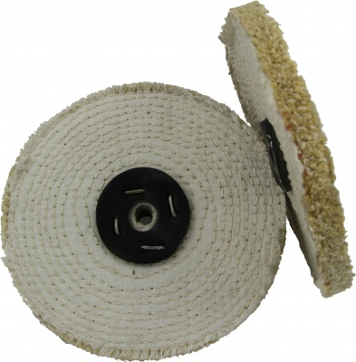 Sisal Polishing Wheels